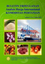 Analisis Harga Internasional Komoditas Pertanian Volume 11 No. 4 Tahun 2014