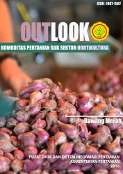 OUTLOOK BAWANG MERAH 2016
