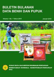 Buletin Data Benih dan Pupuk Bulan Januari 2015
