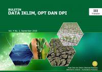 Buletin Data Iklim OPT dan DPI Triwulan III 2018