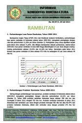 Info Ringkas Rambutan Juli 2013
