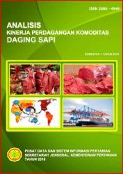 Analisis Kinerja Perdagangan Semester I Komoditas Daging Sapi Tahun 2018