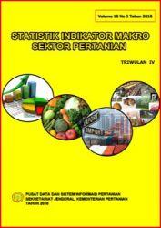 Buku Statistik Makro Triwulan IV 2018
